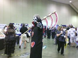 Otakon - Hidan by YourTwistdReflection