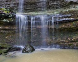 Revisit to Rocky Bluff Waterfall by MistressVampy