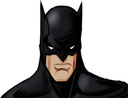 Batman Test by Wessel
