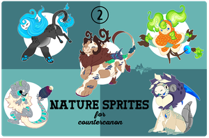 DCOM: Nature Sprites batch by 11monsters