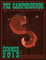 Campgrounds Poster by cachava
