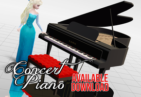 Concert Piano - best used with mme shaders by wintrydrop