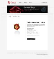 Garena shop. by songiang