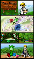 PR Quest 29-Berry Picking by Giggles-the-Panda