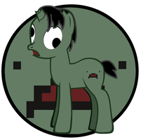 Unturned Pony Icon by LazyWhooves