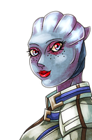 Liara by Shalmons