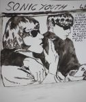 sonic youth by Andycap