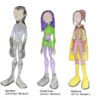 Young TT: Costume Designs 4 by unicorn-catcher