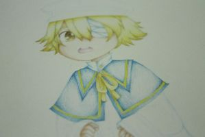 Vocaloid3 - Oliver (WIP) by anime-lover05