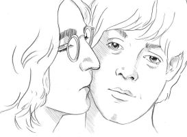 John met Paul 2 by MasterLen