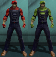 Super Mario Brothers (DC Universe Online) by Macgyver75