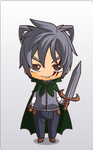 chibi Arian Beow by storykeeper03