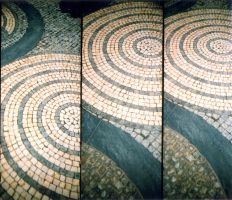 Portuguese pavement by PauloOliveira