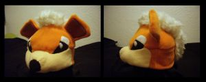 Growlithe Hat by fireflytwinkletoes