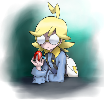 Gym Leader Clemont by RayquazaQueen
