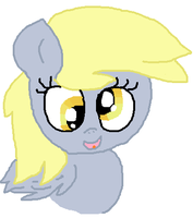 Derpy Hooves by cottoncloudyfilly