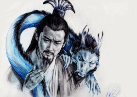Kongming by Coconut-CocaCola