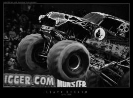 Grave Digger 1 by Mr808