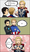 Avengers :: So by Cartooom-TV