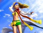 Rikku by AerithGainsborough22