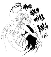_TheSkyWillFall_ by SerLuxfero