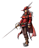 Dissidia: Red Mage of Light by isaiahjordan