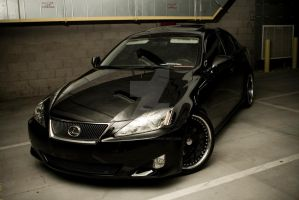 Lexus IS 250 full shot by somnang-vann
