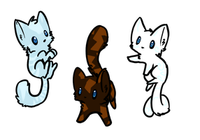 Uncommon Element Cat Adopts- OPEN by SoftcloudRC