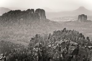 Saxon Switzerland by mjagiellicz