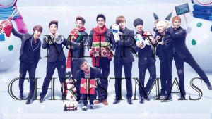 Super Junior Merry Christmas by Heedictated
