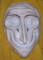 CreepyAxel Mask by WillowWhiskers
