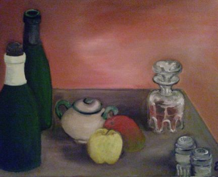 still life II finished by MEihtd