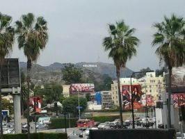 "Hollywood Sign ""farther"" by XXduckXmasterXX"