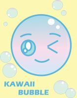 Kawaii Bubble by TasheenaS