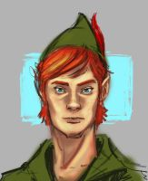 Peter Pan, Older by connvince