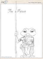 The Piercer by cephaloneiric