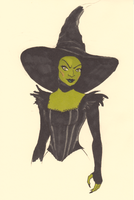 The Wicked Witch Of the West by Lewis-James