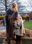 I-Con Padawan And Chewbacca by IoniaFreak