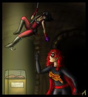 Jewel Thief by Captain-Savvy