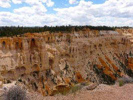 Bryce-Canyon-Observation by Trisaw1