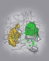 I Suggest A New Strategy, Droids by eQuivalent12
