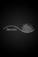 Zecora Glow Line iPod/iPhone Wallpaper by AlphaMuppet