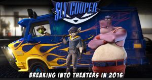 Sly cooper movie by AmorouxSkiLodge
