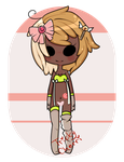 CLOSED: Candy Girl by GP-Adopts