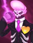 Mystery Skull - Ghost (Lewis) by UnPavi