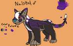 Nalskel Reference by MagicHatGs2