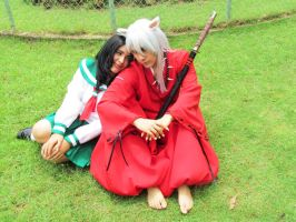 Inuyasha cosplay: Change The World~ by CaptainArnoldo