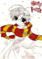Harry Potter by My-Sin-Is-You