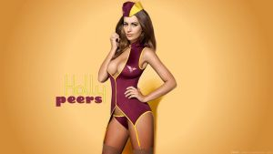 Holly Peers #1 by Deltarr