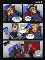 Plan B: Issue 1: Page 4 by PhantasmicDream